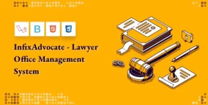 Read more about the article InfixAdvocate 1.1.1 NULLED – Lawyer Office Management System