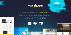 Read more about the article TheGem 5.1.2 NULLED – Multi-Purpose & WooCommerce WP Theme
