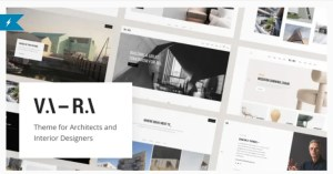 Read more about the article Vara 1.2 – Architecture WordPress Theme