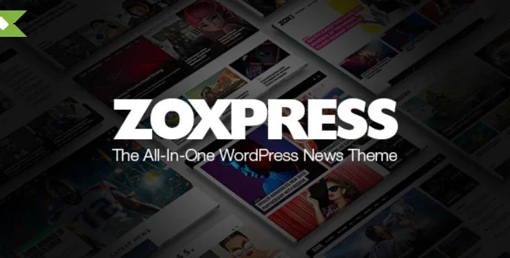 You are currently viewing ZoxPress 2.07.0 – The All-In-One WordPress News Theme