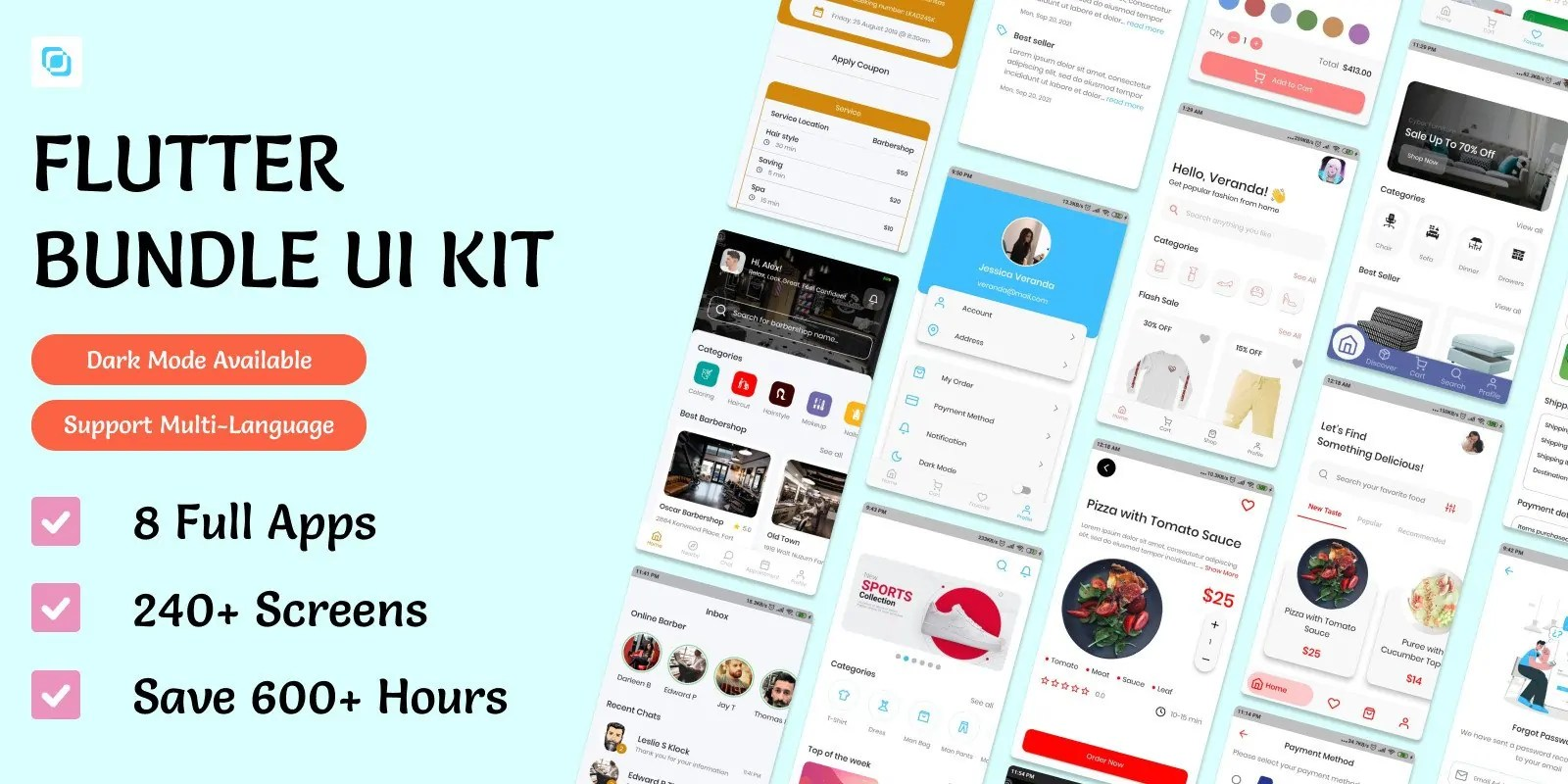 You are currently viewing Flutima 1.0 – Flutter UI Ultimate Bundle Kit