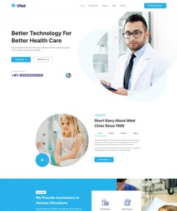Read more about the article JA Vital 2.0.1 – Joomla Medical Template for Hospital
