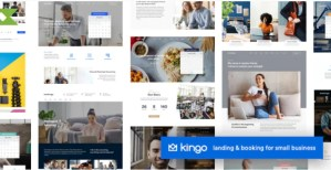 Read more about the article Kingo 2.4.1 NULLED – Booking WordPress for Small Business