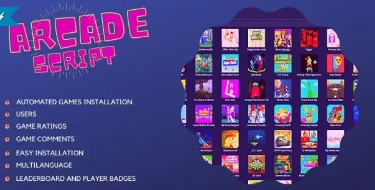 You are currently viewing Mobile Responsive Arcade Site Script 2.4.3