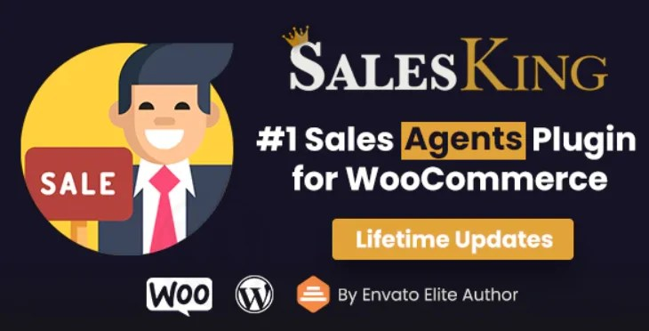 You are currently viewing SalesKing 1.1.3 – Ultimate Sales Team Plugin for WooCommerce