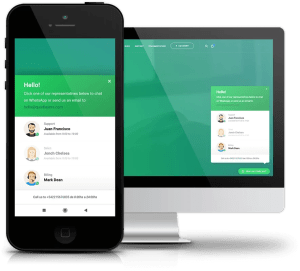 Read more about the article WhatsApp Chat Pro 2.5.7 – WordPress Plugin