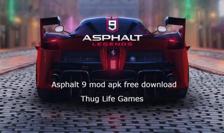 Asphalt 9 mod apk free download