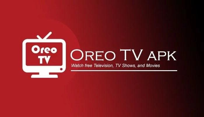 OREO TV MOD APK (Ads Removed)