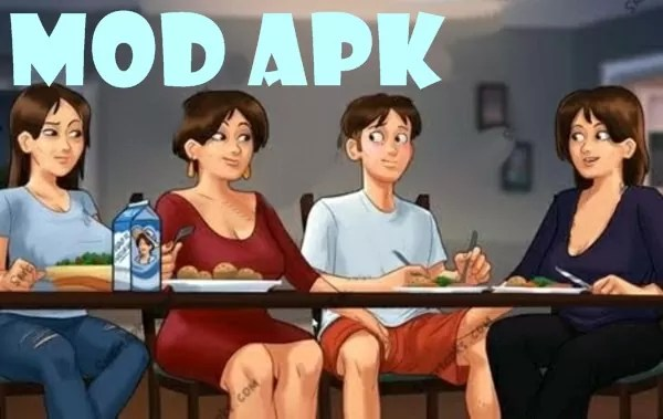 Summertime Saga MOD APK (Unlimited Money)