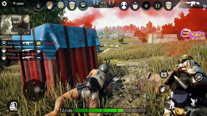 Encounter Strike Mod APK