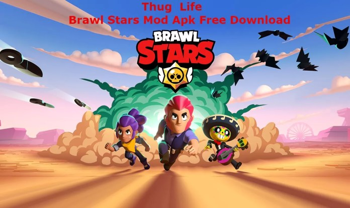 Brawl Stars Mod Apk Free Download