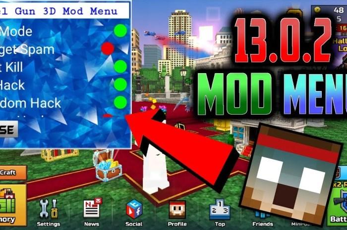 Pixel Gun 3D Mod APK Free Download