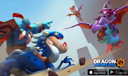 Dragon Brawlers APK