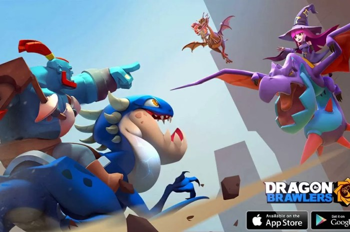 Dragon Brawlers APK 1.17 Free Download