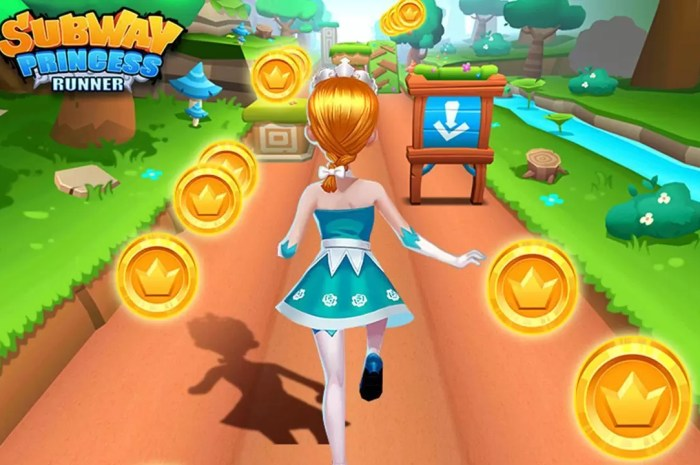 Subway Princess Runner APK Latest Version Free