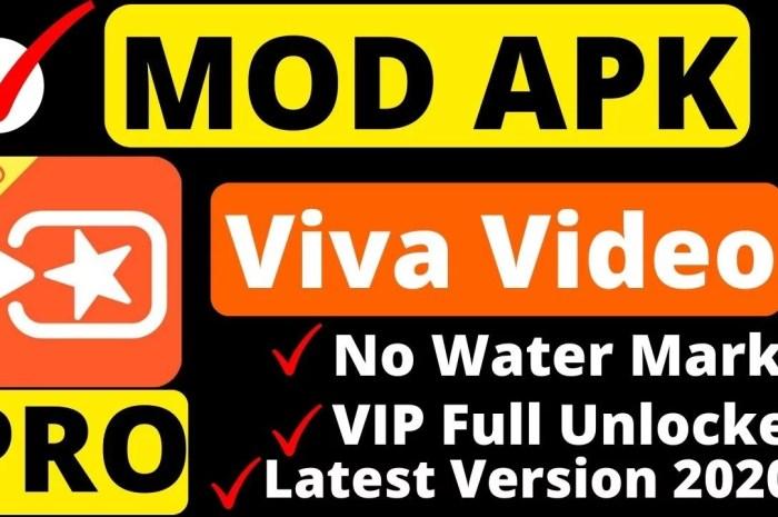 VivaVideo Pro Mod Apk Premium Unlocked