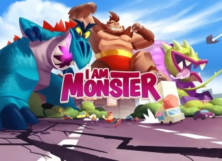 I Am Monster Idle Destruction MOD APK