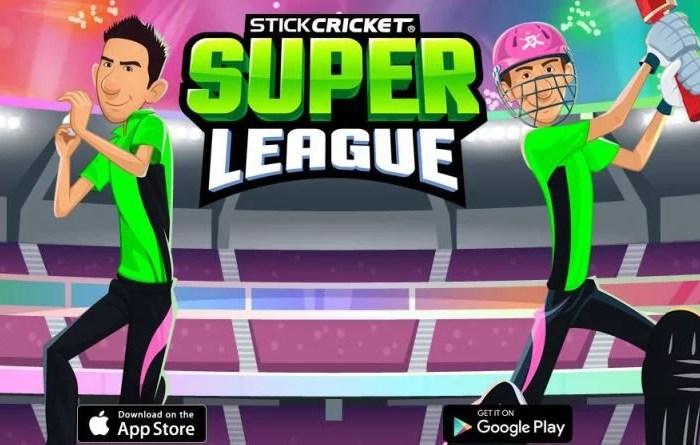 Stick Cricket Super League Mod APK [Unlimited Money]