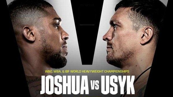 Watch Wrestling Boxing: Joshua vs. Usky Boxing 9/25/21