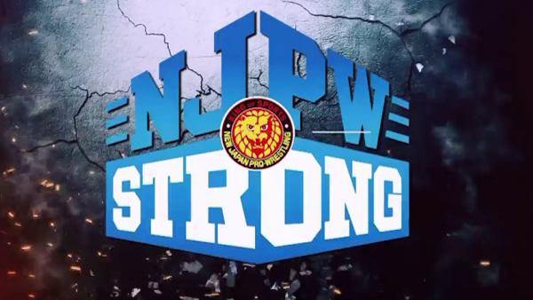Watch Wrestling NJPW Strong 9/18/21
