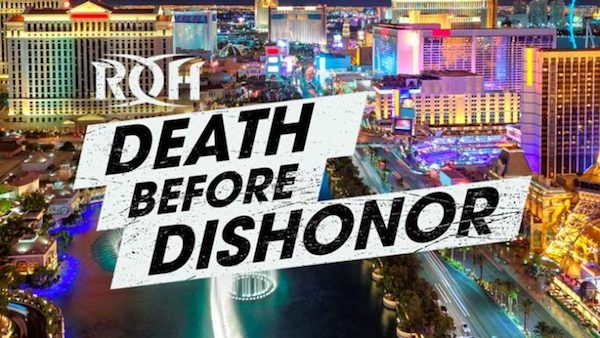 Watch Wrestling ROH Death Before Dishonor 2021