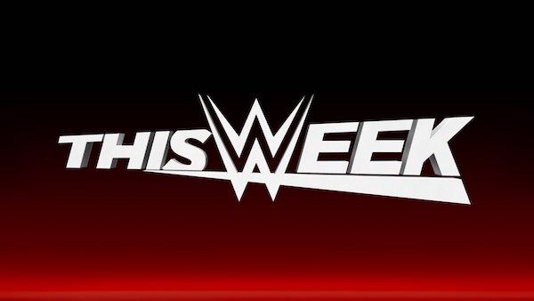 Watch Wrestling WWE This Week 9/23/21