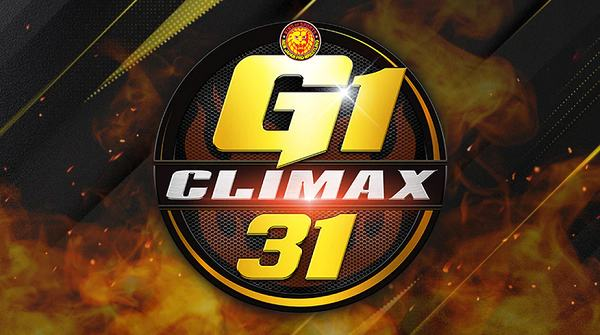 Watch Wrestling NJPW G1 Climax 31 10/8/21