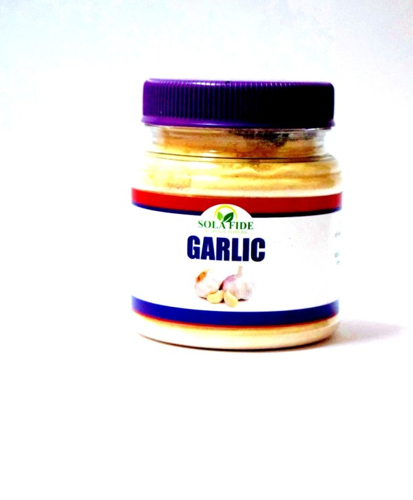 ground garlic