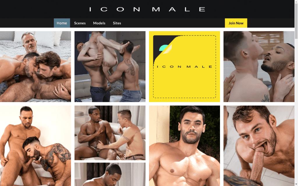 Iconmale - Premium Gay Porn Sites