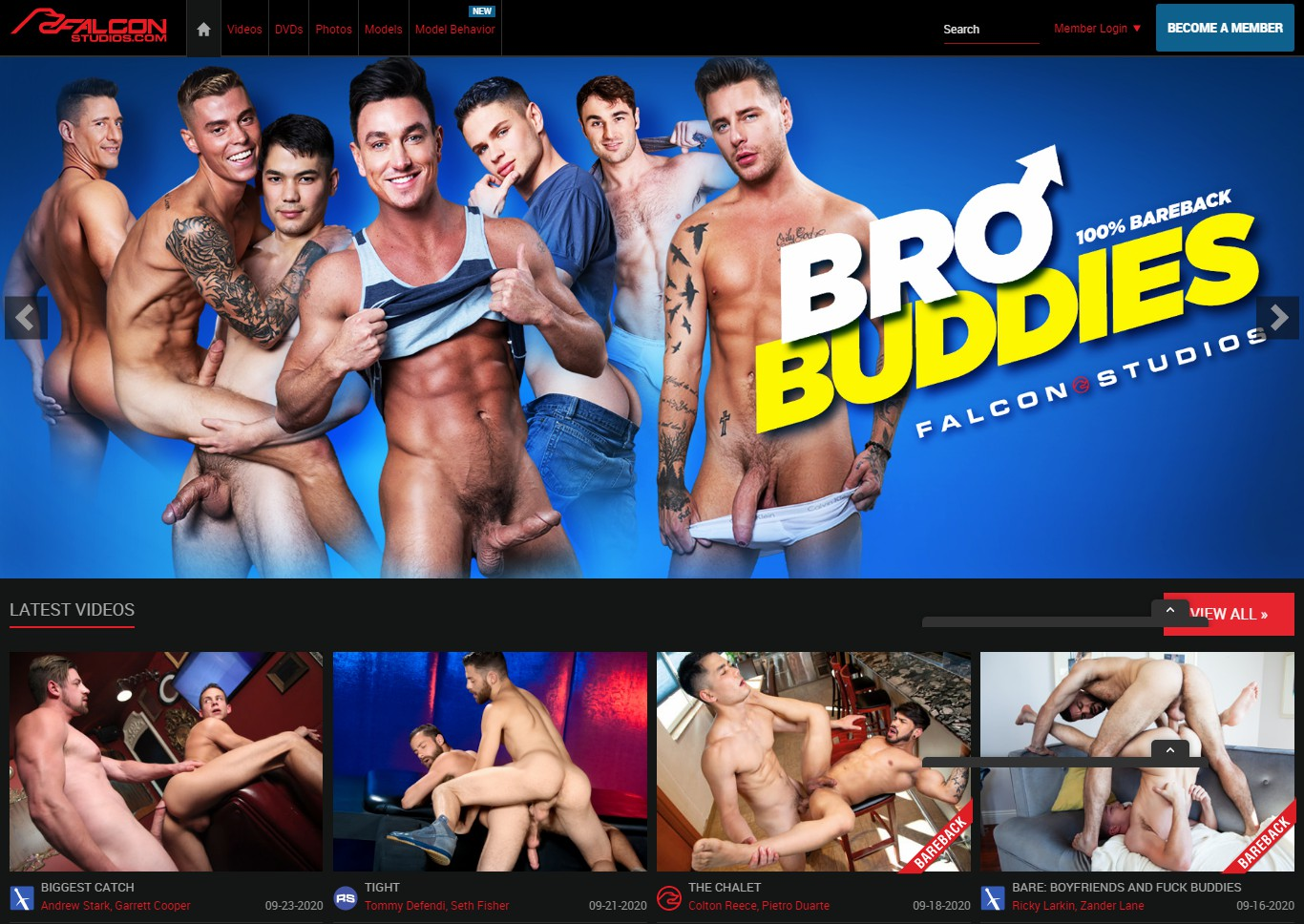 FalconStudios - Premium Gay Porn Sites