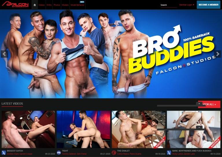FalconStudios - Premium Gay Porn Sites