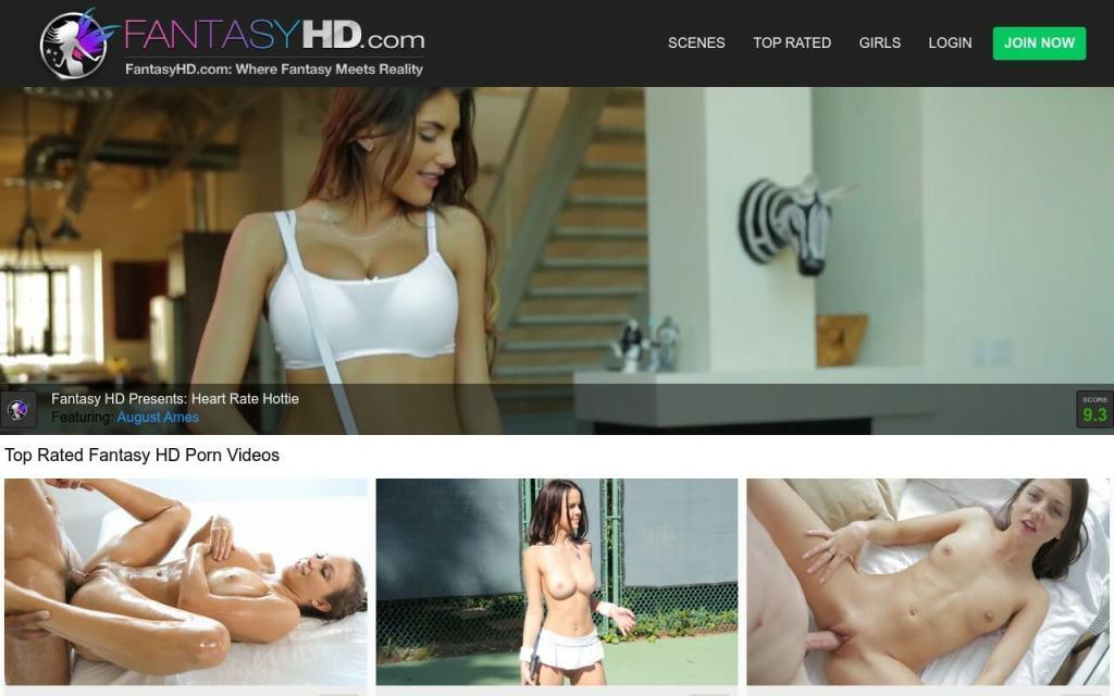 FantasyHD - best Porn Sites For Women
