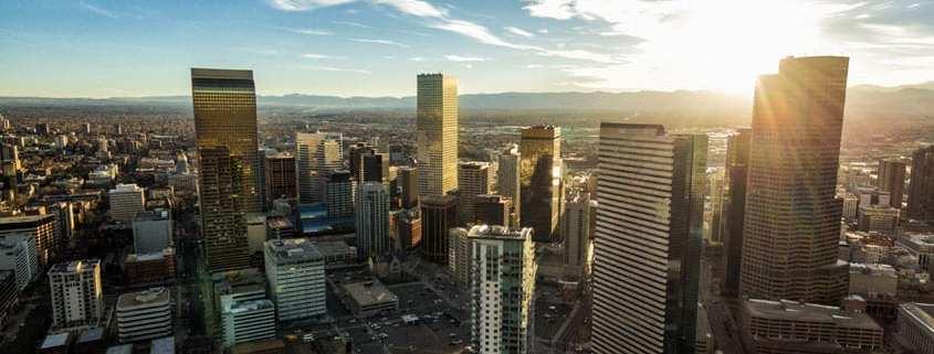 CPACE Denver Skyline Shot