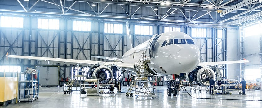 Real Time Energy Monitoring for Atlantic Aviation Hangar