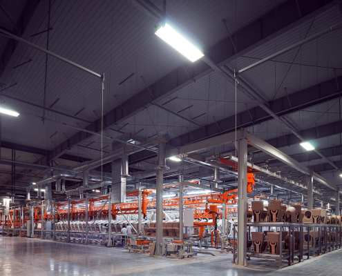 Industrial LED Lighting