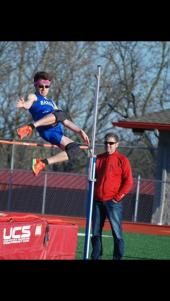 Duke Thomas: high jump