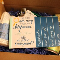 Bridesmaid Proposal Boxes & Free Printables