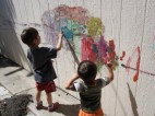 Fun-Friday-Paint-and-Water-kids