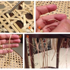 How To Cane A Chair For Makeup Vanity I Ve Caned It Repair Barstools Ever Wanted Mesh Furniture Follow Me On My Journey As Learn About Hand Caning
