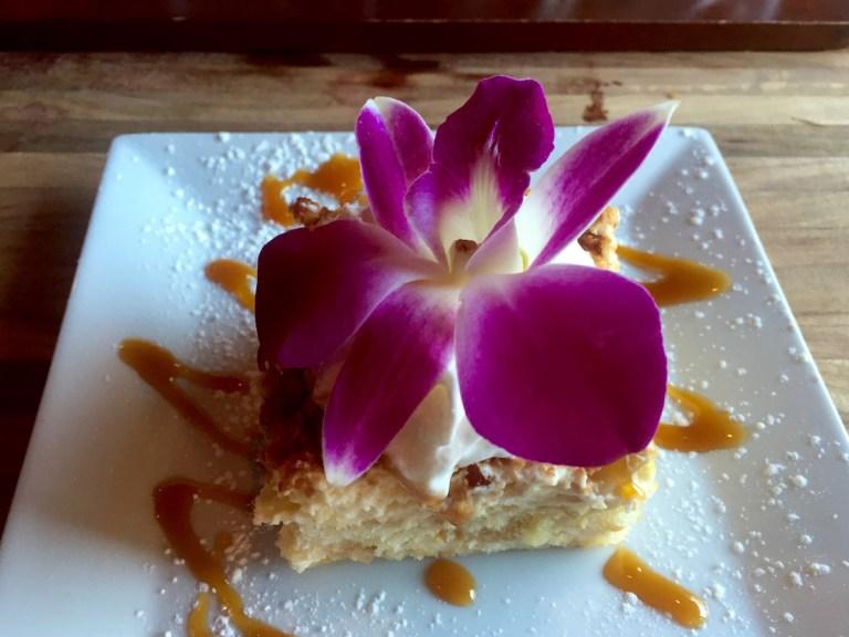 Esquina Latina Almond Cake
