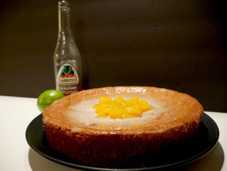 Tamarind-Soda-Glaze-Lime-Ginger-Cake