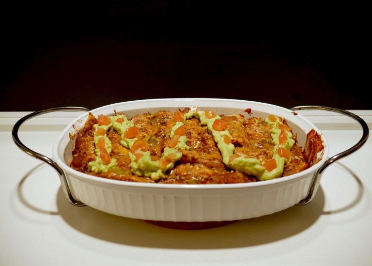 Thai-Tofu-Enchiladas