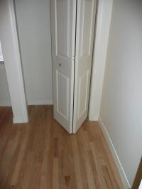 replacing closet doors
