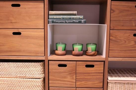 Muji bookshelf 2 All You Need is Blush