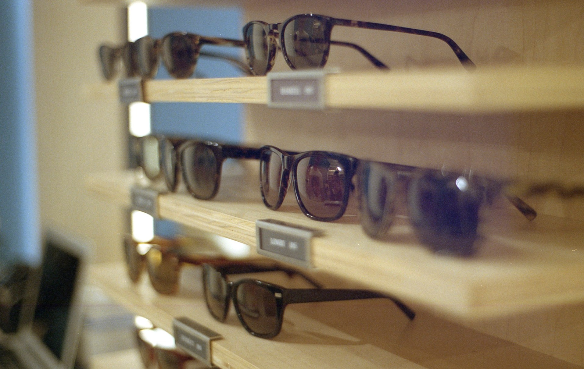 Warby Parker @ the Standard