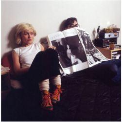 Debbie Harry and Chris Stein (Blondie)