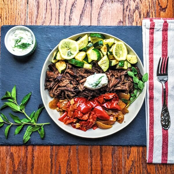 Greek Pot Roast