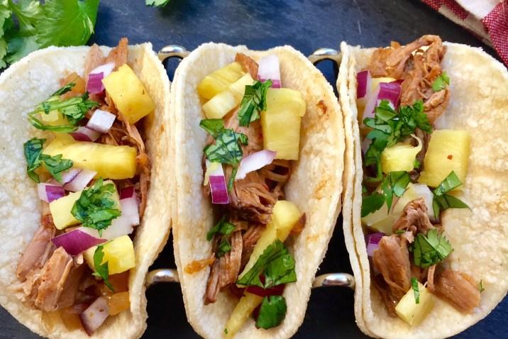 Pork Tacos al Pastor