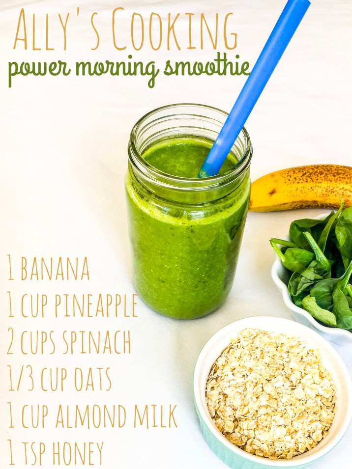 Power Morning Smoothie