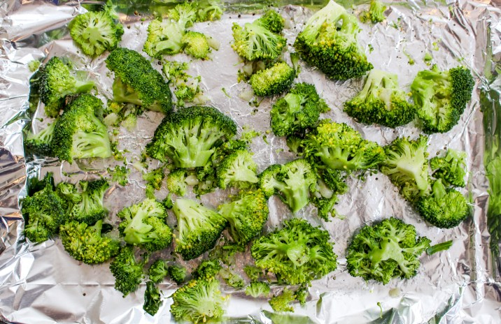 Garlic and Lemon Broccoli